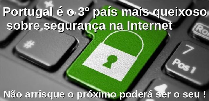 Segurança de internet